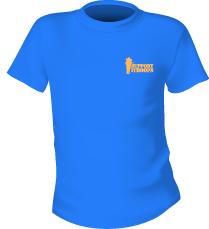 T-Shirts blue